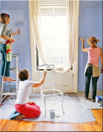 Malowanie Mieszkan Sufit Sciany